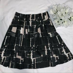 Flared skirt size 4 women's